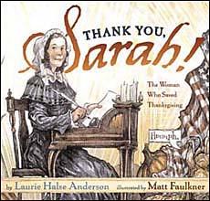 Thank You Sarah!