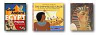 books about ancient Egypt
