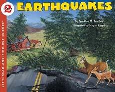 Earthquakes by Franklyn Branley