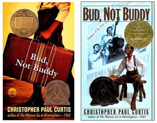book report on bud not buddy Bud, not buddy christopher paul curtis winner of the newbery medal chapter 1 here we go again we were all standing in line waiting for breakfast.