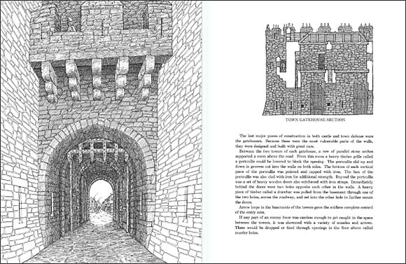 Castle and Cathedral by David Macaulay -- Fantastic books for ...