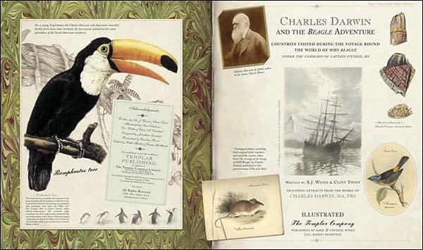 Charles Darwin and the Beagle Adventure