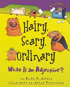 Book about Adjectives