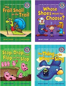 Phonics Children's Books