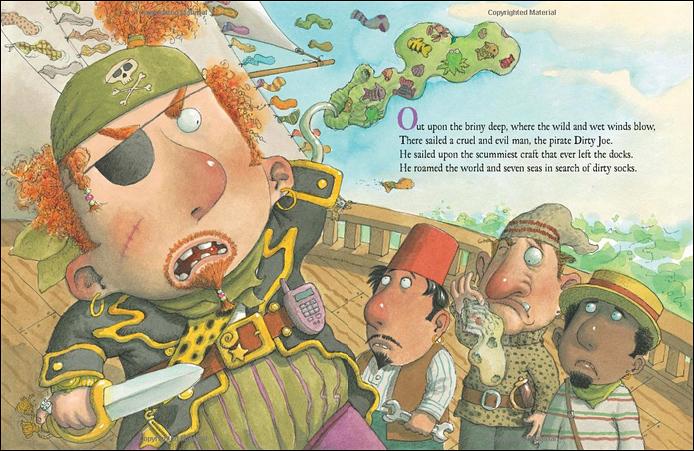 Dirty Joe the Pirate