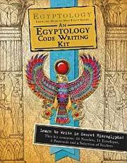 Egyptology Code Writing Kit