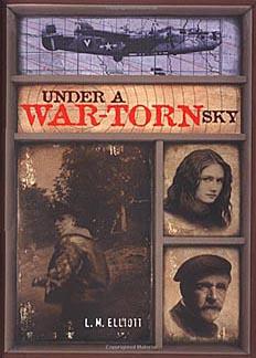 Under a War Torn Sky by Elliott
