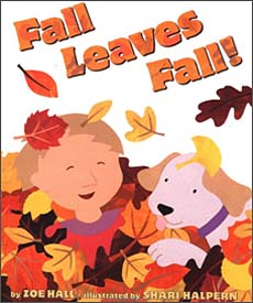 Fall Leaves Fall!