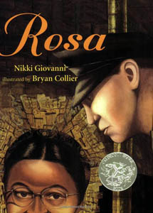 Who was rosa parks book