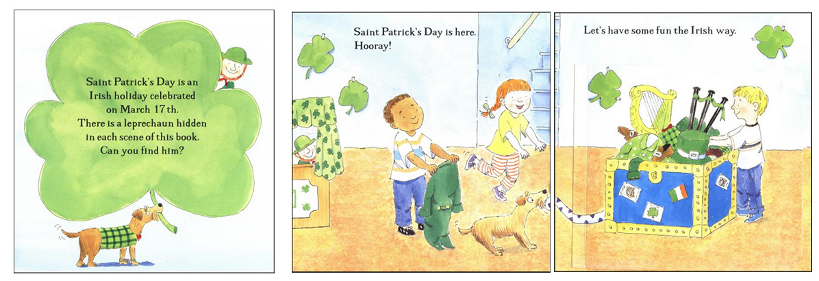 Hooray for St Patricks Day