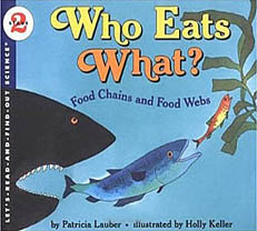 Who Eats What ? : Food Chains and Food Webs