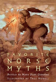 Favorite Norse Myths by Mary Pope Osborne