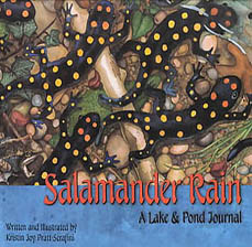 Salamander Rain : A Lake and Pond Journal