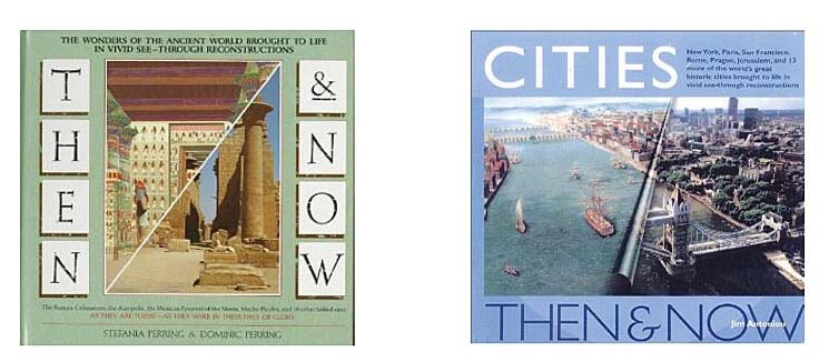 Then and Now covers