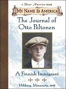 The Journal of Otto Peltonen:A Finnish Immigrant, Hibbing, Minnesota, 1905 by William Durbin