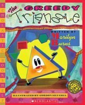 The Greedy Triangle -- children's book for teaching geometry shapes