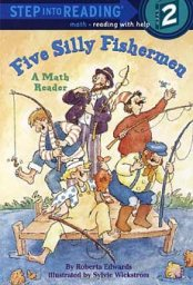 Five Silly Fishermen early math reader