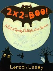 2x2=Boo!  Multiplication Stories