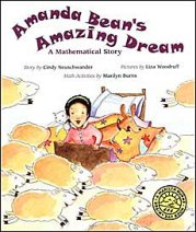 Amanda Beans Amazing Dream -- a Multiplication story