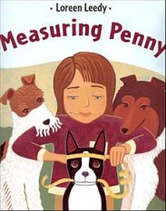 Measuring Penny -- childrens story about measurement