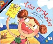 Tally O'Malley book about tallying for kids