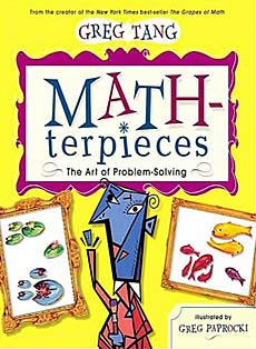 Mathterpieces math picture book