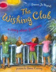 The Wishing Club fractions storybook