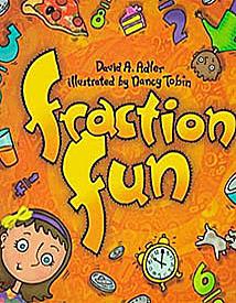 fraction fun children's book