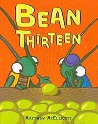 Bean Thirteen early division picture book