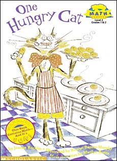 One Hungry Cat -- math division reader