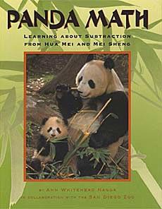 Panda Math subtraction real world examples