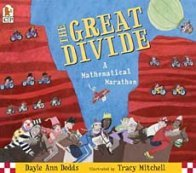 The Great Divide children's book about division