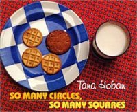 So Many Circles, So Many Squares -- childrens books about shapes