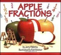 Apple Fractions children's book