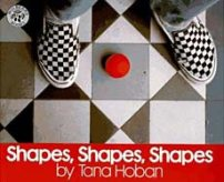 Shapes Shapes Shapes -- book for teaching shapes