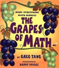 The Grapes of Math -- multiplication riddles picture book