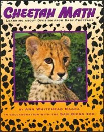 Cheetah Math -- real life examples of division for kids