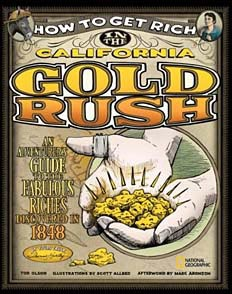 History Of The Gold Rush For Kids