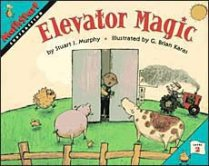 Elevator Magic mathstart subtraction book