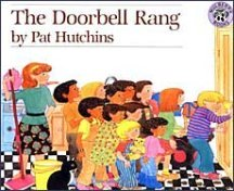 The Doorbell Rang math picture book