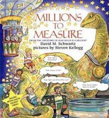 Millions of Measure children's book