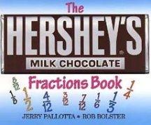 Hersheys Milk Chocolate Fractions Book