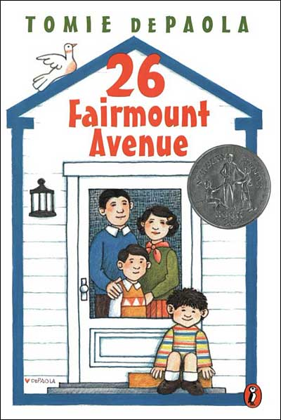 26 Fairmount Avenue by Tomie dePaula