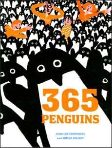 365 Penguins math picture book