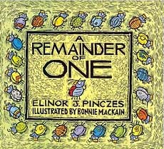 A Remainder of One by Elinor Pinczes