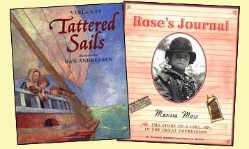 American History Books for Kids -- Make History Come Alive!