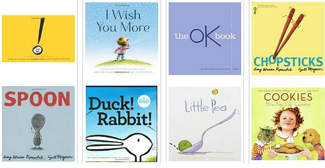 duck rabbit by amy krouse rosenthal