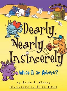 Teach Adverbs with Children's Books!