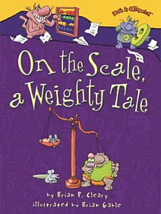 On the Scale a Weighty Tale -- Math is Categorical measurement book