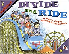 Divide and Ride -- Mathstart Division
